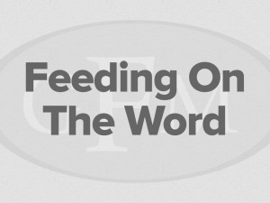 Feeding On The Word