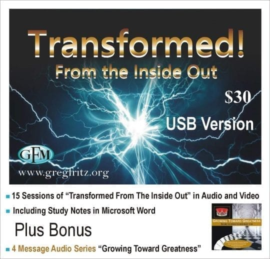 Transformed USB bundle cover art