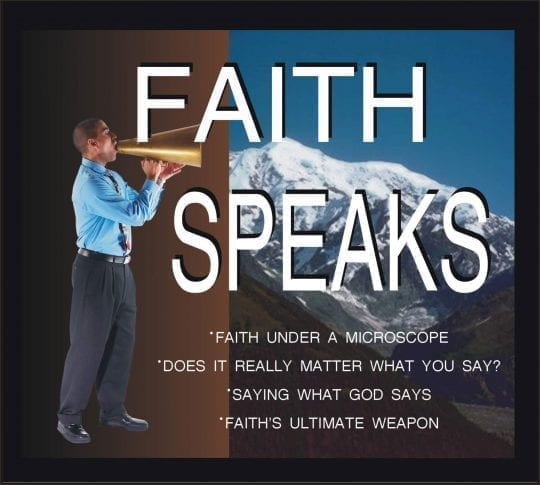 Faith Speaks album cover art